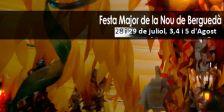 Festa Major de La Nou de Berguedà
