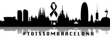 La Nou de Berguedà s'uneix al rebuig dels atemptats de Barcelona i Cambrils